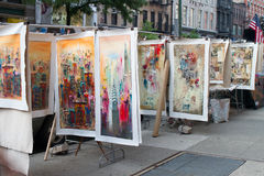 NYC, Street Art Royalty Free Stock Photos