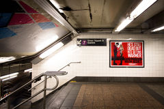 NYC Subway Stock Photos