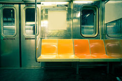 Free NYC Subway Royalty Free Stock Image - 50714186