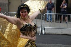 2015 NYC tana parada 9 Zdjęcia Royalty Free