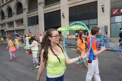 2015 NYC tana parada 82 Fotografia Royalty Free