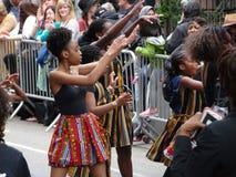 2016 NYC tana parada 3 Zdjęcie Royalty Free