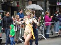 2016 NYC tana parada 28 Fotografia Stock