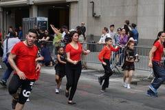 2015 NYC tana parady część 2 19 Zdjęcia Stock