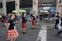2015 NYC tana parady część 2 45 Zdjęcia Stock