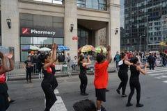 2015 NYC tana parady część 2 47 Obrazy Royalty Free