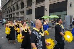 2015 NYC tana parady część 2 50 Obrazy Royalty Free