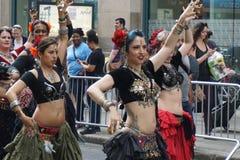 2015 NYC tana parady część 3 79 Obraz Royalty Free