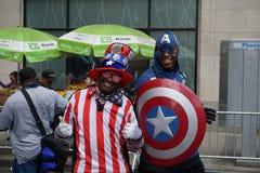 2015 NYC tana parady część 3 89 Fotografia Royalty Free