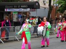 2016 NYC tana parady część 2 20 Zdjęcie Stock