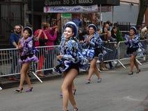 2016 NYC tana parady część 2 66 Zdjęcia Stock