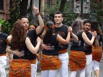 2016 NYC tana parady część 3 62 Zdjęcia Stock