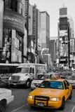 nyc taxar Royaltyfri Foto