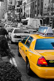 NYC Taxi Royalty Free Stock Image