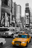 NYC Taxi Royalty Free Stock Photo