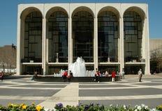 NYC: Teatro de la ópera metropolitana Imagenes de archivo