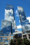 NYC: Time Warner Center stock image