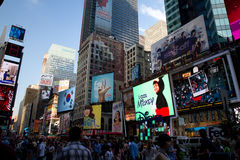 NYC, Times Square Royalty Free Stock Photography
