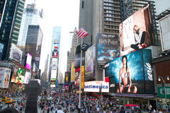 NYC, Times Square Stock Photography