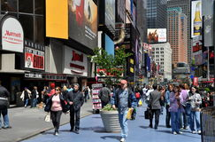 NYC:  Times Square Royalty Free Stock Image