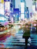 NYC Times Square Lizenzfreies Stockbild