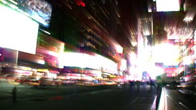 NYC Times Square City Lights (Loop)