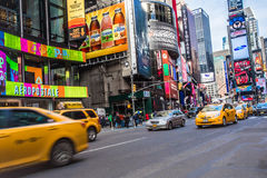 NYC Times Square Stock Photography