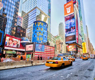NYC times Square Royalty Free Stock Images