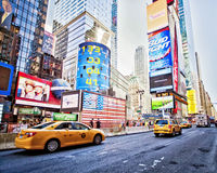 NYC times Square Stock Photo