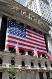 NYC: A troca conservada em estoque de NY fotografia de stock