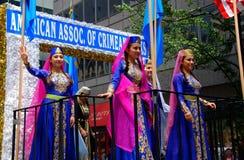 NYC: Turkish Day Parade Royalty Free Stock Photography