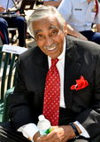 NYC:  U. S. Congressman Charles Rangel Royalty Free Stock Photography