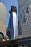 NYC: Una torretta del World Trade Center Fotografie Stock Libere da Diritti