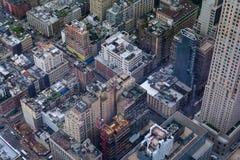 NYC - Une ville des cubes images stock