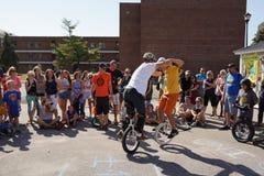 2015 NYC Unicycle festiwalu część 2 53 Zdjęcie Royalty Free