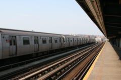 NYC Untergrundbahn Lizenzfreie Stockbilder