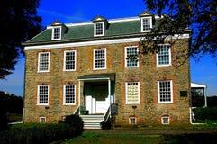 NYC: 1748 Van Cordtland Manor House Stock Images