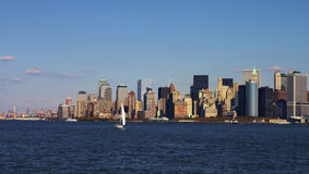 NYC view Royalty Free Stock Image