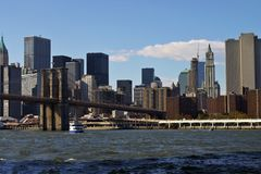 NYC view Stock Photography