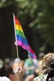 NYC Vrolijk Pride March Royalty-vrije Stock Afbeeldingen