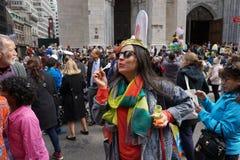 2015 NYC Wielkanocna parada Obrazy Royalty Free