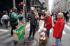 2015 NYC Wielkanocnej parady & czapeczki festiwal 76 Zdjęcia Royalty Free
