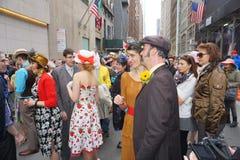 2015 NYC Wielkanocnej parady & czapeczki festiwal 61 Obraz Royalty Free