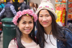2015 NYC Wielkanocnej parady & czapeczki festiwal 9 Fotografia Royalty Free