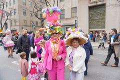 2015 NYC Wielkanocnej parady & czapeczki festiwal 23 Zdjęcie Royalty Free
