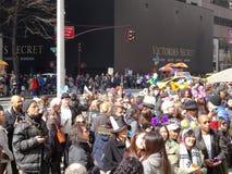 2016 NYC Wielkanocnej parady I czapeczki festiwal 82 Obraz Stock