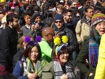 2016 NYC Wielkanocnej parady I czapeczki festiwal 84 Obrazy Stock