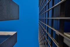NYC-Wolkenkratzer Stockbild