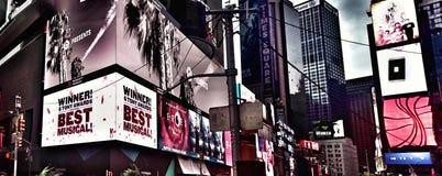 NYC-Wolkenkratzer Lizenzfreies Stockbild