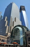 NYC: World Financial Center & Winter Garden Stock Photography